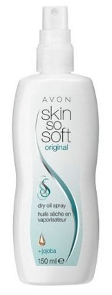 Avon Skin So Soft Original with Jojoba & Citronellol