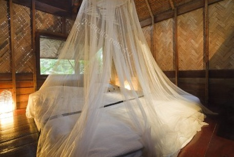 Mosquito Nets 4 U White Mosquito Net Bed Canopy