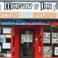 Ministry of Ink Telford