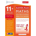 11+ Practice Papers, Multiple-Choice Mathematic Pack
