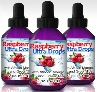 Raspberry Ultra Drops