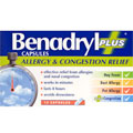 Benadryl Plus