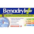 Benadryl Plus
