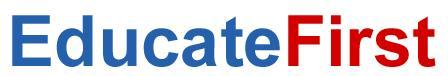 Educate First Ltd - www.educatefirst.co.uk