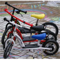Team Magnus Bulldog Bat Balance Bike