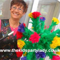 The Kids Party Lady www.thekidspartylady.co.uk