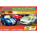 Micro Scalextric Street Mayhem Set