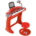 Early Learning Centre Superstar Cool Keyboard and Stool