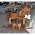 Back Creek Rocking Horse Co Wooden Rocking Horse