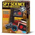 Kidzlabs - Spy Science - Secret Message Kit