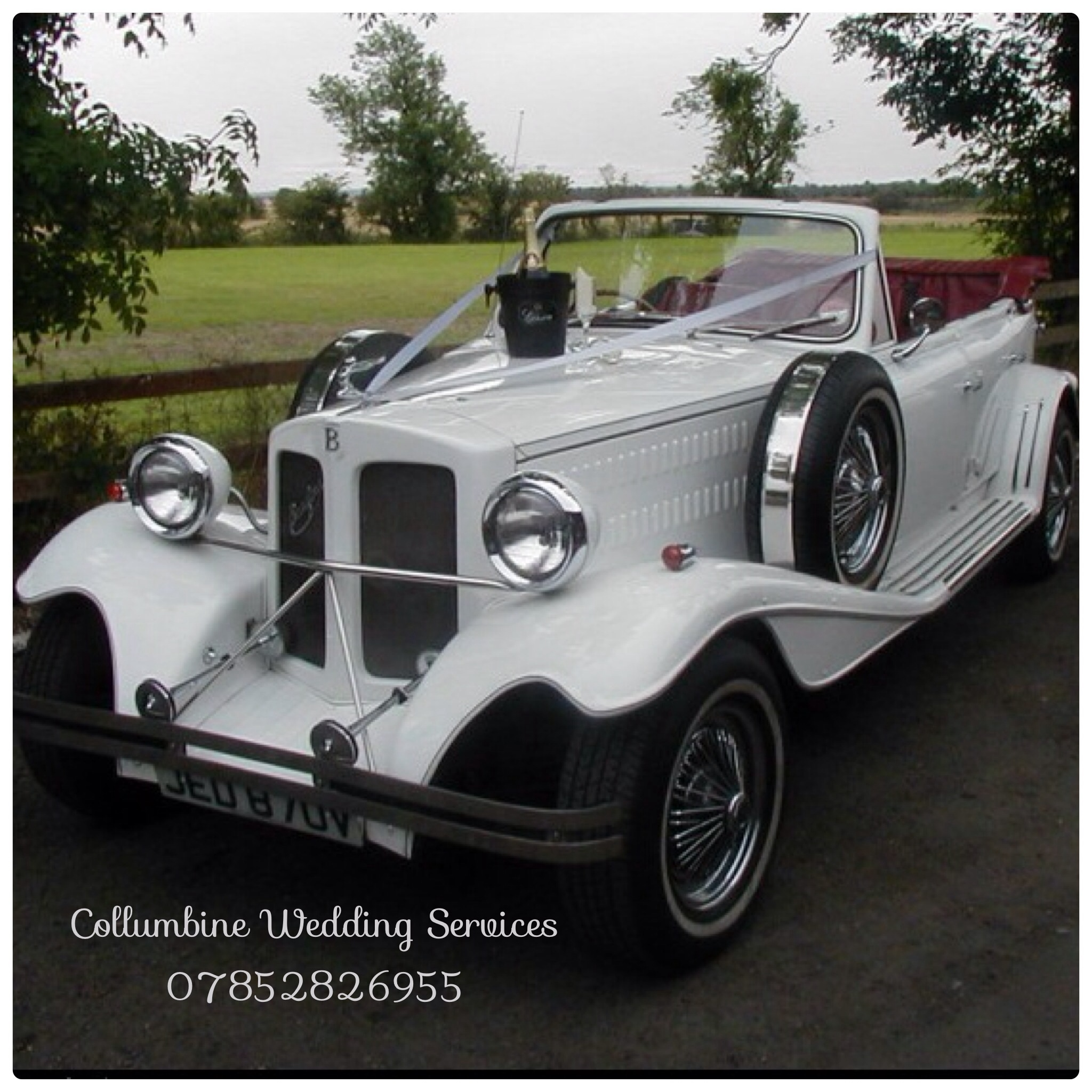 Collumbine Limos Ltd, Falkirk, Stirlingshire