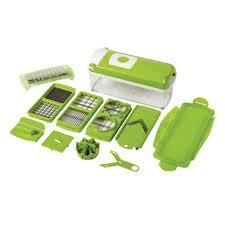 Nicer Vegetable Slicer & Dicer Plus Multifunction Cutter
