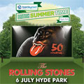 BST Rolling Stones at Hyde Park