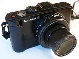 Panasonic Lumix DMC LX7