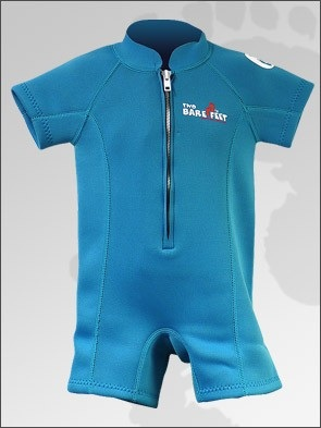 Two Bare Feet Toddler Wetsuit