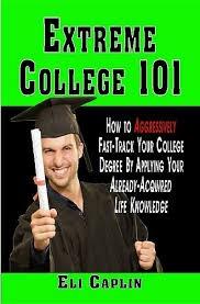 Eli Caplin, Extreme College 101