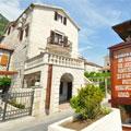 Montenegro, Kotor Hotel Admiral