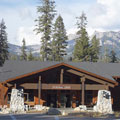 Wuksachi Lodge, Sequoia and Kings Canyon National Park