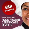 Safer Food Supervisor www.saferfoodsupervisor.co.uk - www.thesaferfoodgroup.com