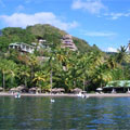 Soufriere, Anse Chastanet Resort