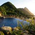 Soufriere, Ladera Resort