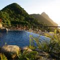 Soufriere, Ladera Resort