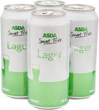 Asda Smart Price Lager