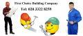 First Choice Building Company - www.building-company.co.uk
