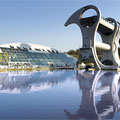 Falkirk Wheel Cycle n Sail Cycle Day Trip