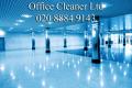 Office Cleaner Ltd - www.office-cleaner.co.uk