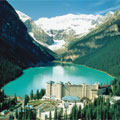 Lake Louise, Fairmont Chateau Lake Louise