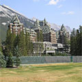 Banff, The Fairmont Banff Springs