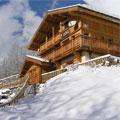 Les Houches, Isra Eco Ski Chalet