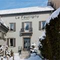 Chamonix, Hotel Faucigny