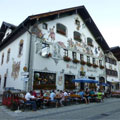 Garmisch, Gasthof Fraundorfer