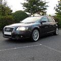 Audi A6 Avant S Line 2.0 TDI 140 PS 6 Speed