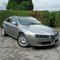 Alfa Romeo 159 1.9 JTDM 16v Lusso