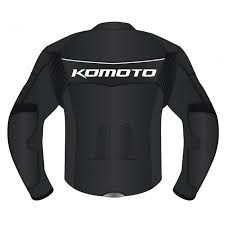 Komoto Flex Leather Jacket