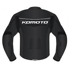 Komoto Flex Leather Jacket