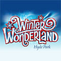 London, Hyde Park, Winter Wonderland