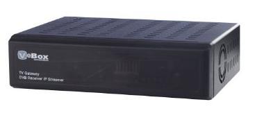 VBox TV Gateway XTi 3340