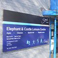 Elephant and Castle Leisure Centre, Squash