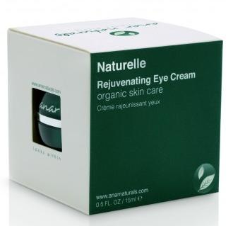 Anar Naturals Naturelle Rejuvenating Eye Cream