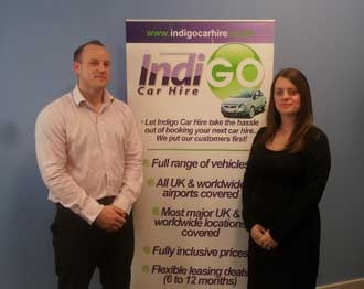Indigo Car Hire - www.indigocarhire.co.uk