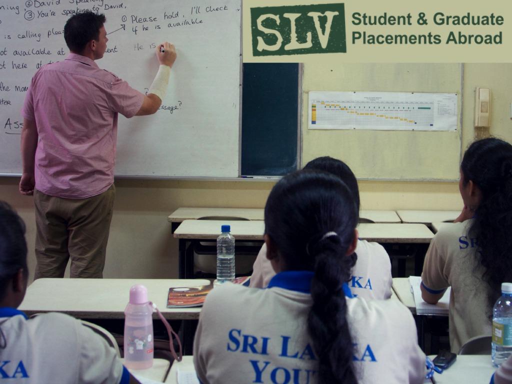 SL Volunteers - www.slvolunteers.com