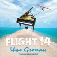 Uwe Gronau, Flight 14