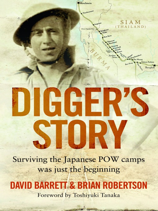 David Digger Barrett & Brian Robertson: Digger's Story
