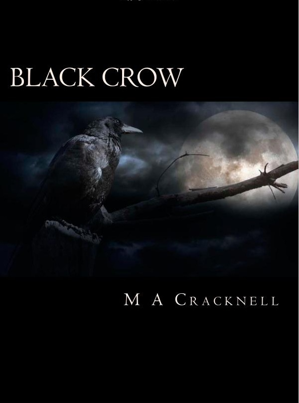 M A Cracknell, Black Crow.jpg