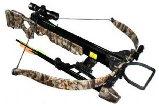 Boa Recurve Scope Package