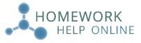 Homework Help Online - www.homeworkhelponline.net
